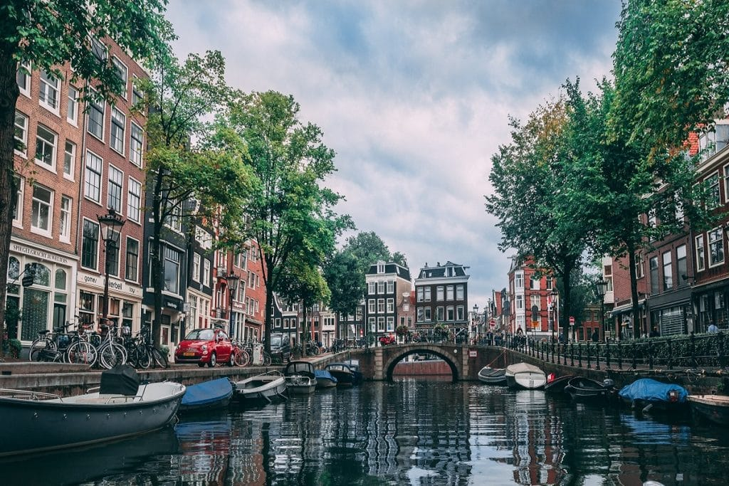 Best Place to visit in Amsterdam