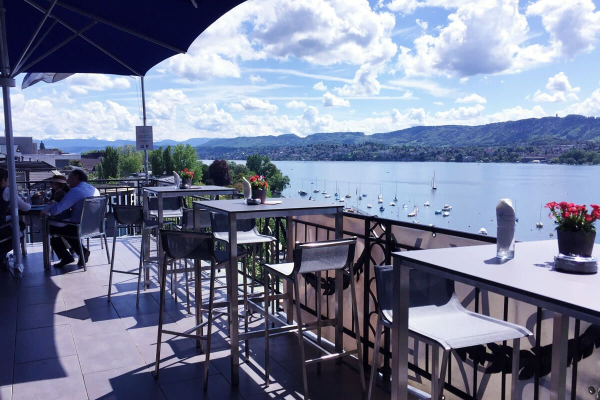 Best restaurants in Zurich